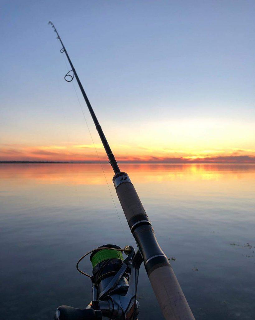 Leje af fiskeudstyr på Ærø