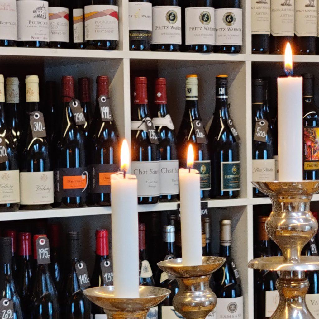 Rødvin i Vinspecialisten