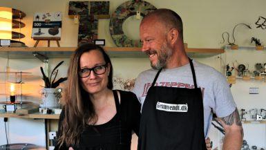 Anna og Jesper i Genanvendt