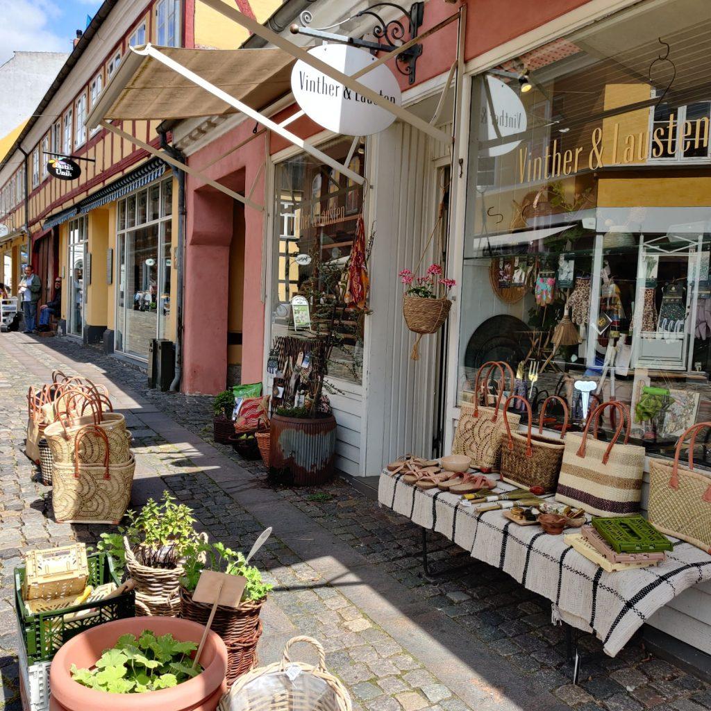 Shopping i Korsgade