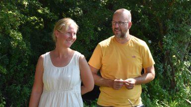 Eva og Flemming Jensen