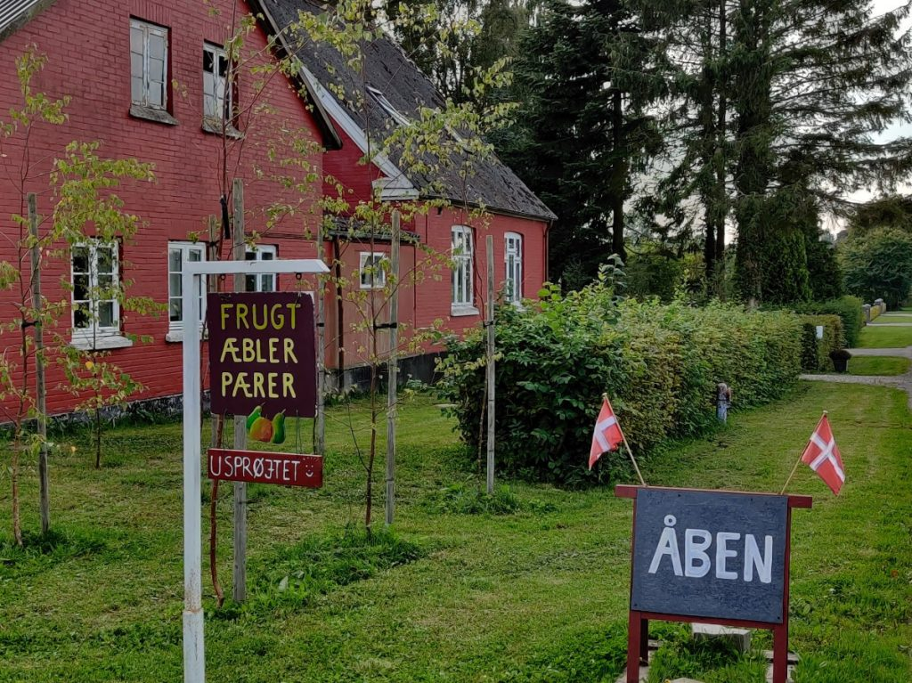 Holmdruphuse Æblelund
