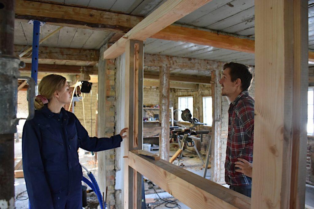 Bæredygtigt byggeri på Sydfyn