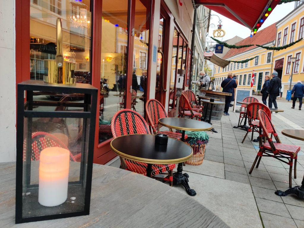 Cafe Rouge i Møllergade