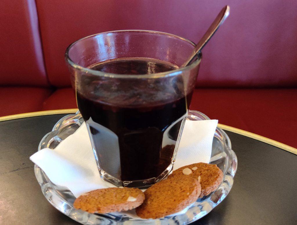 Gøgg i Cafe Rouge