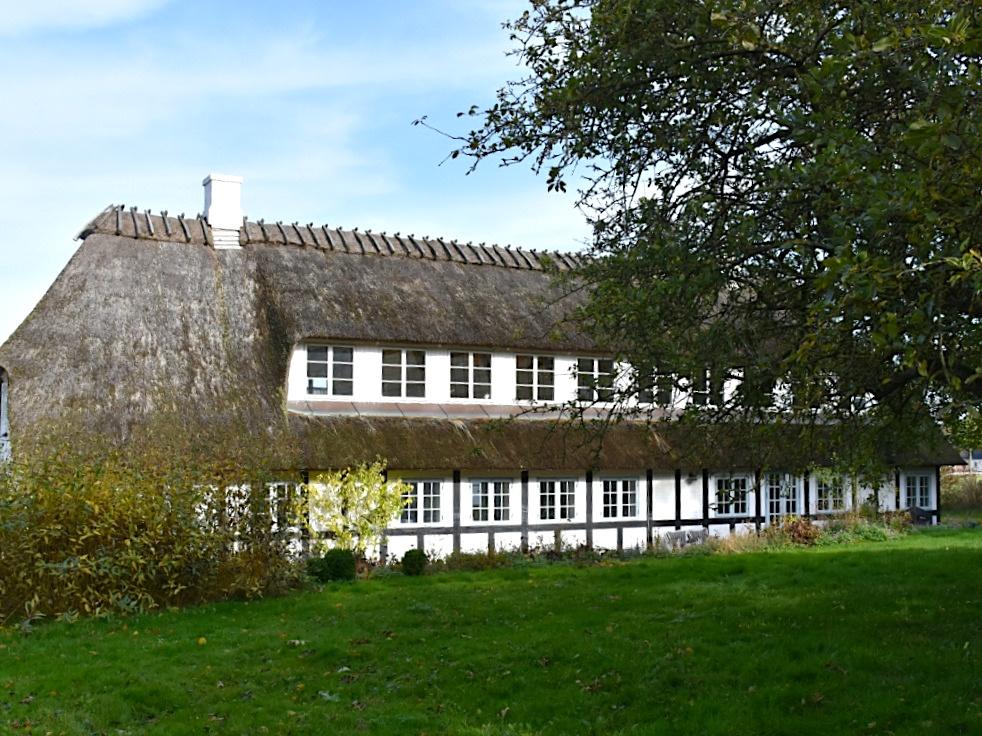 Lydinge Ågaard udefra