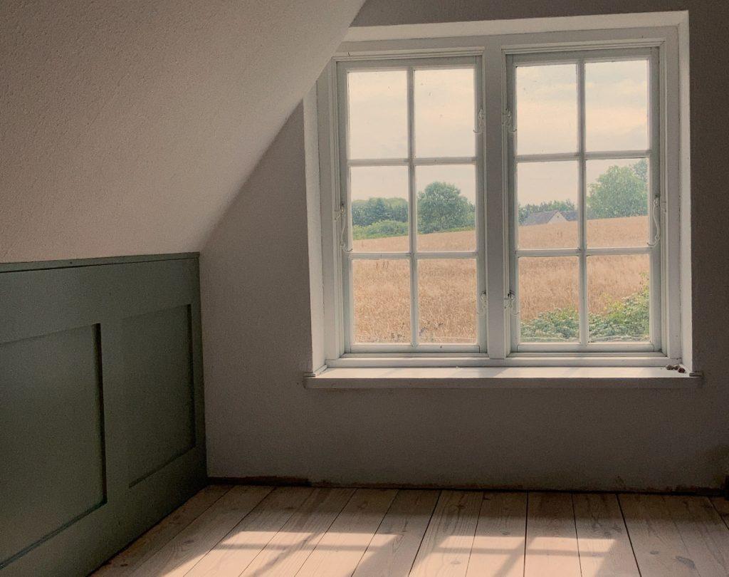 Velholdte vinduer