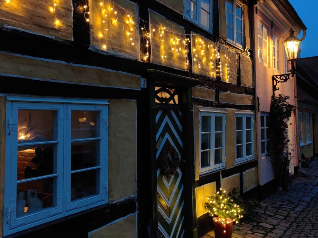 Jul i Ærøskøbing