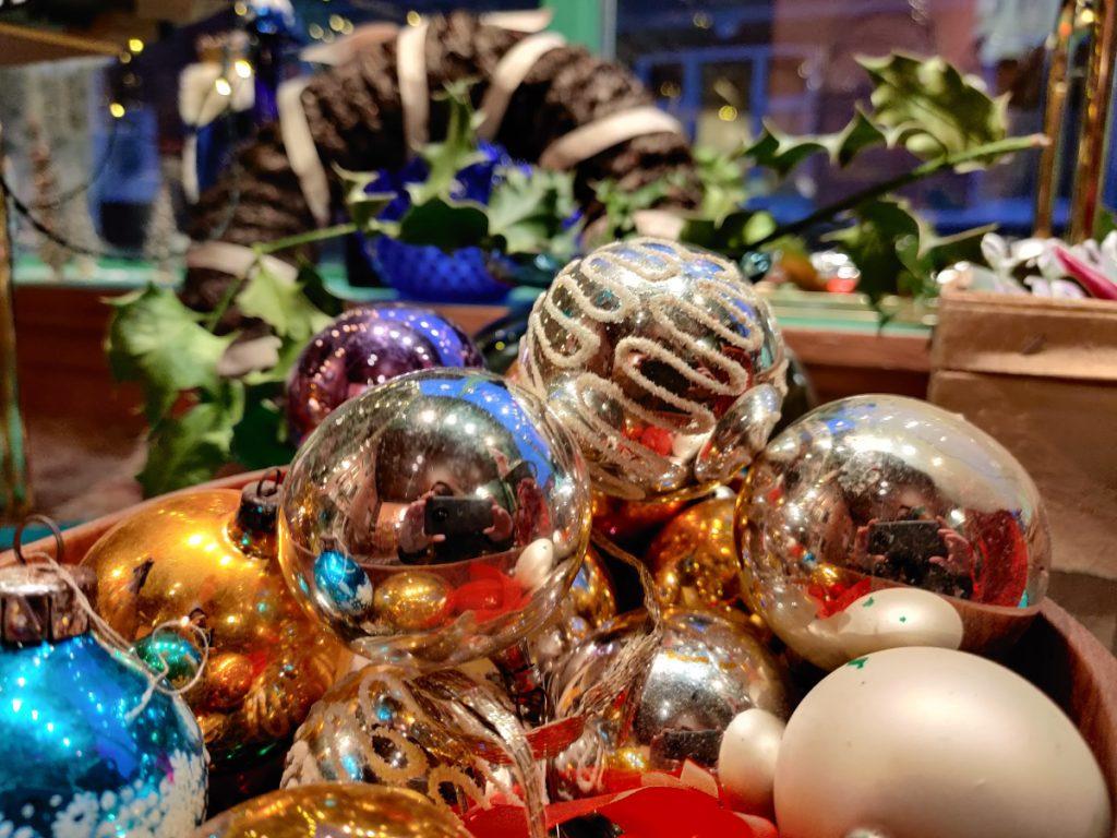 Julepynt i Ærøskøbing