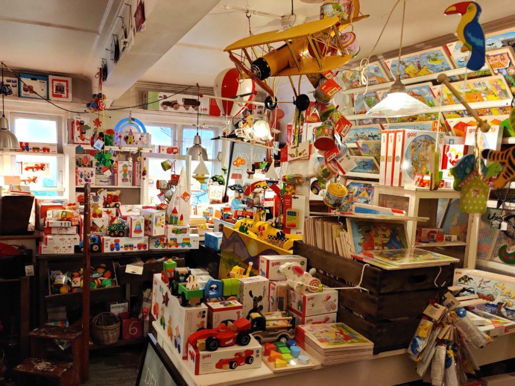 Legetøj i Ærøskøbing