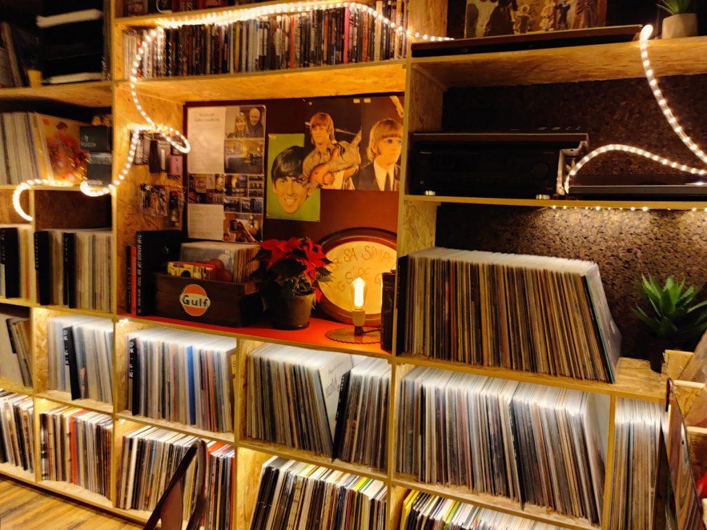 Vinyler i Rus og Riller