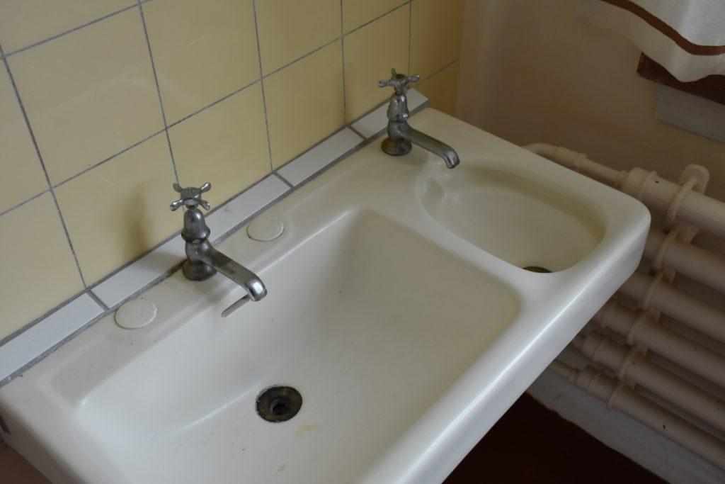 Forladte steder Håndvask