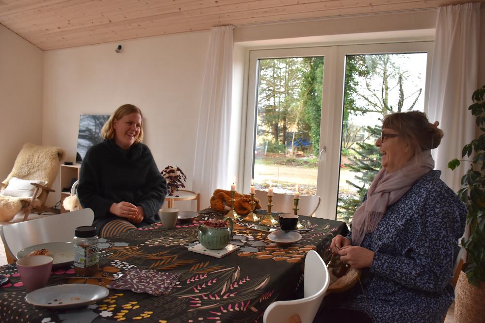 Hygge i Torpegård Bofællesskab