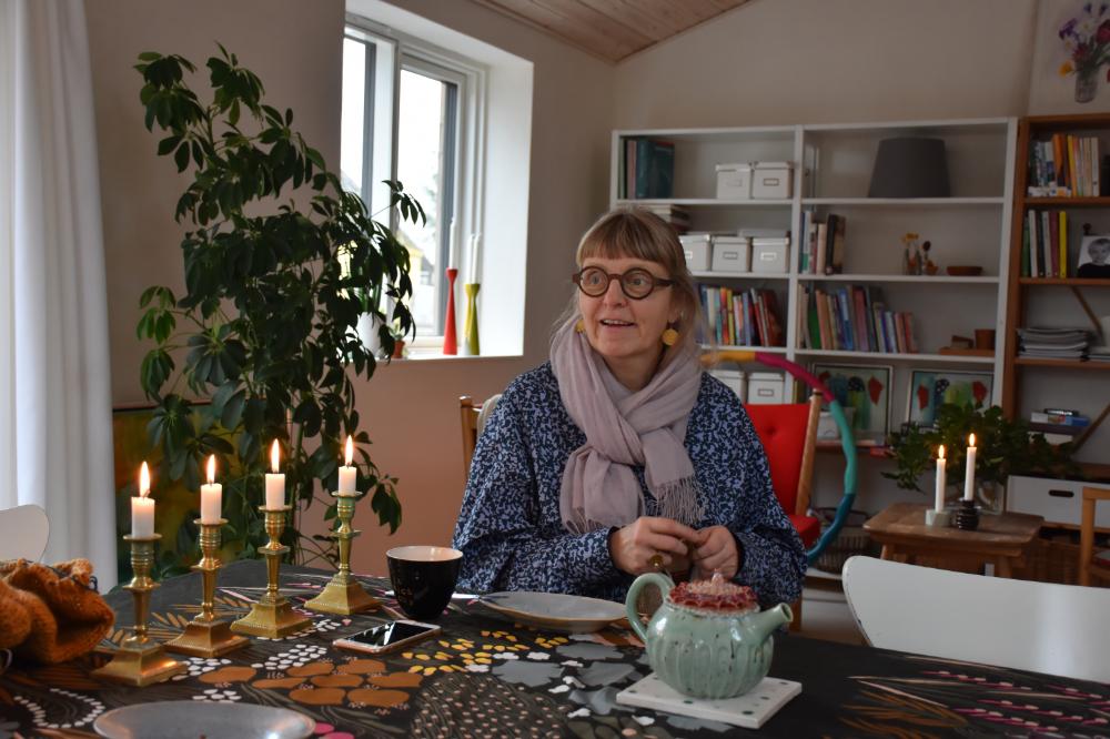 I Bofællesskabet Torpegård