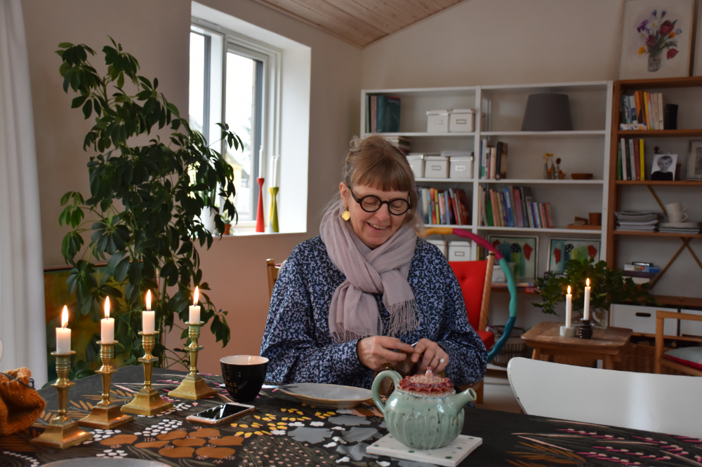 Johanna Torpegård på Sydfyn