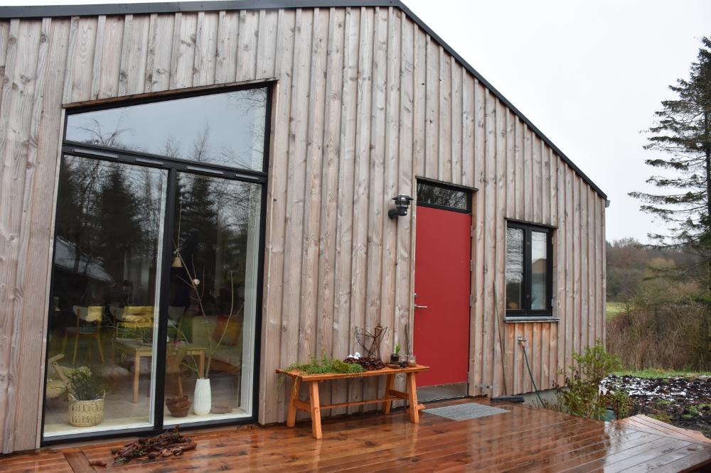 Johannas hus i Bofællesskabet Torpegård