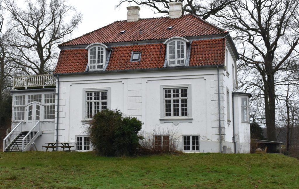 Overlægeboligen ved Nakkebølle Sanatorium