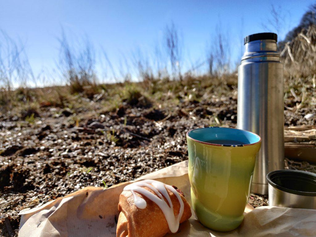 Kaffepause ved Tankefuld