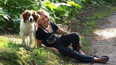 Hund på Sydfyn