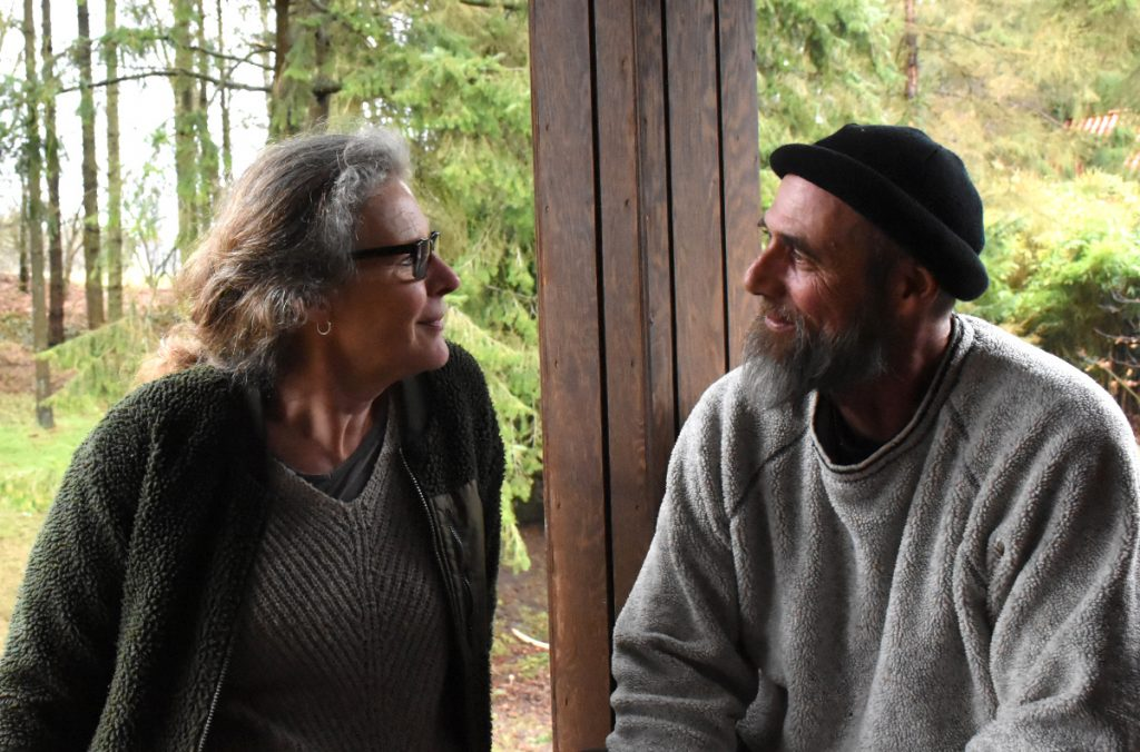 Trine og Michael Kirketerp Struve