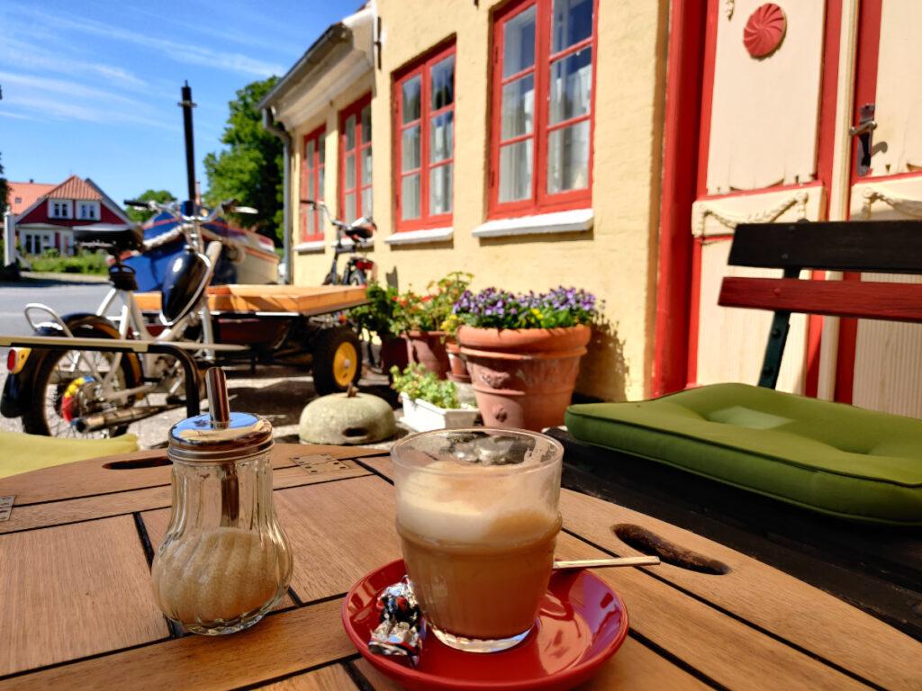 Kaffe på Ærø